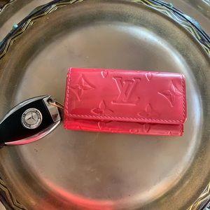 Louis Vuitton Vernis Key/Carholder